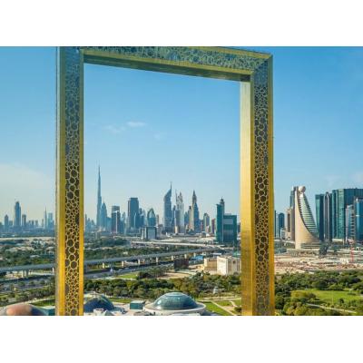Золотая Рамка в Дубае