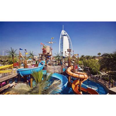 Парки развлечений в ОАЭ