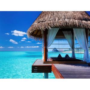 Мальдивы ждут нас с июля месяца