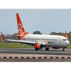 SkyUp ввел плату за регистрацию в аэропорту