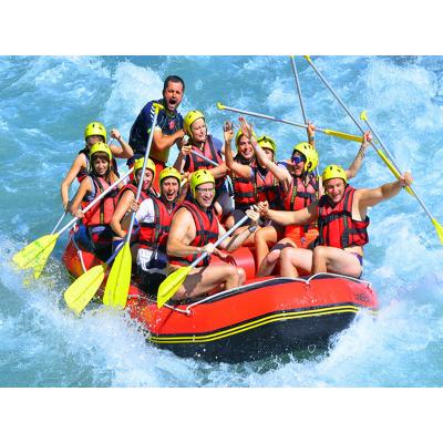 Экскурсия Рафтинг в Анталии (сплав по реке)