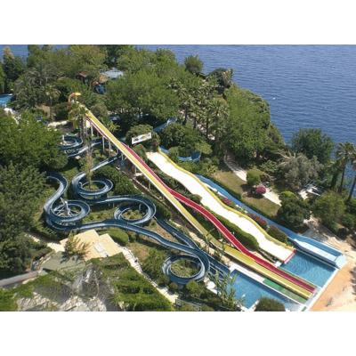 Аквапарк «Аквалэнд» в Анталии