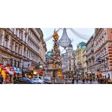 Улетный уикендик: Краков + Прага + Вена + Будапешт!!!