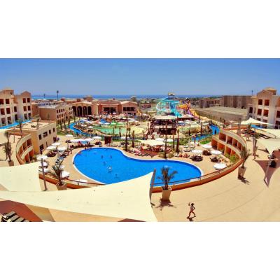 Отдых в отеле Coral Sea Aqua Club 4*