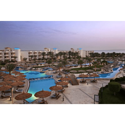 Отдых в отеле Long Beach Resort Hurghada 4*