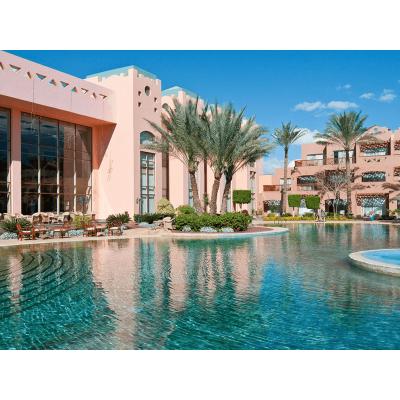Отдых в отеле Nubian Island Hotel 5*