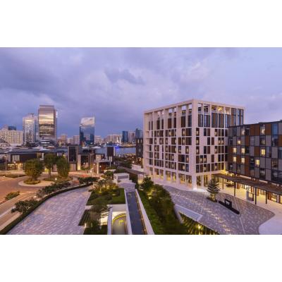 Отдых в отеле Canopy by Hilton Dubai Al Seef 4*