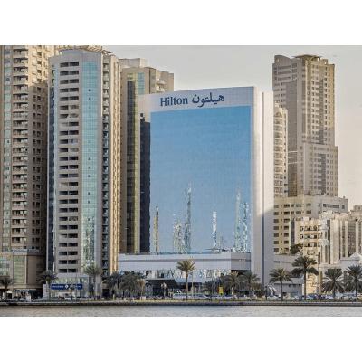 Отдых в отеле Hilton Sharjah 5*