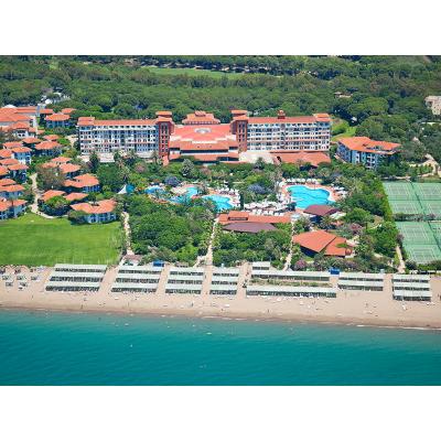 Отдых в отеле Belconti Resort Hotel 5*