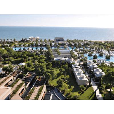 Отдых в отеле Susesi Luxury Resort 5*
