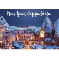 Новогодняя Каппадокия