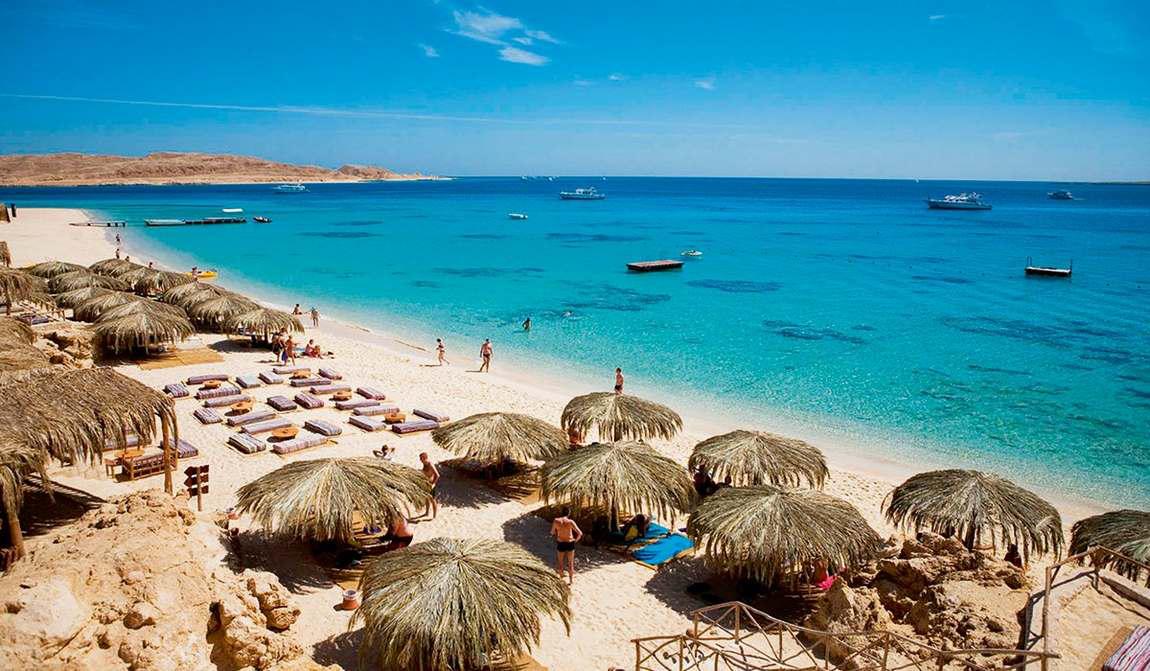 Пляжи Хургады - оборудованный пляж Хургады Дрим-Бич